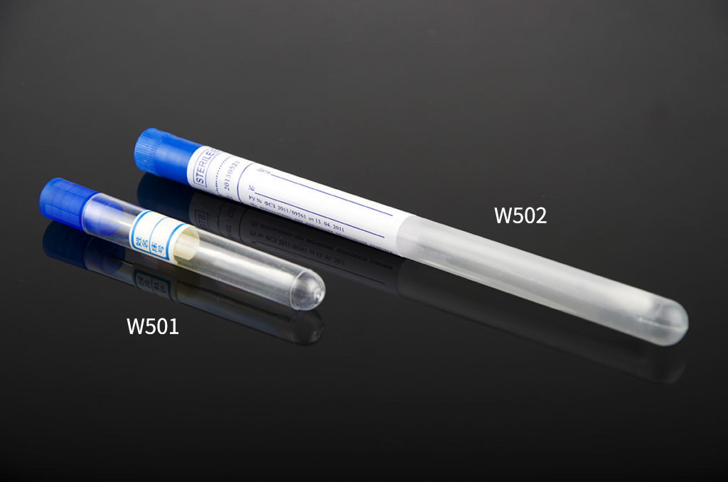 Disposable swab for male&female