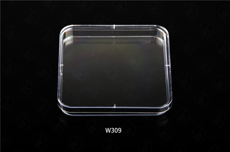 Petri dish (square)