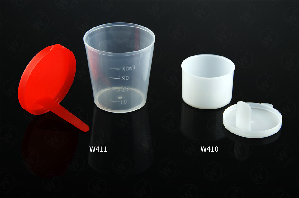 Stool container( 20ml 、40ml/ snap cap)