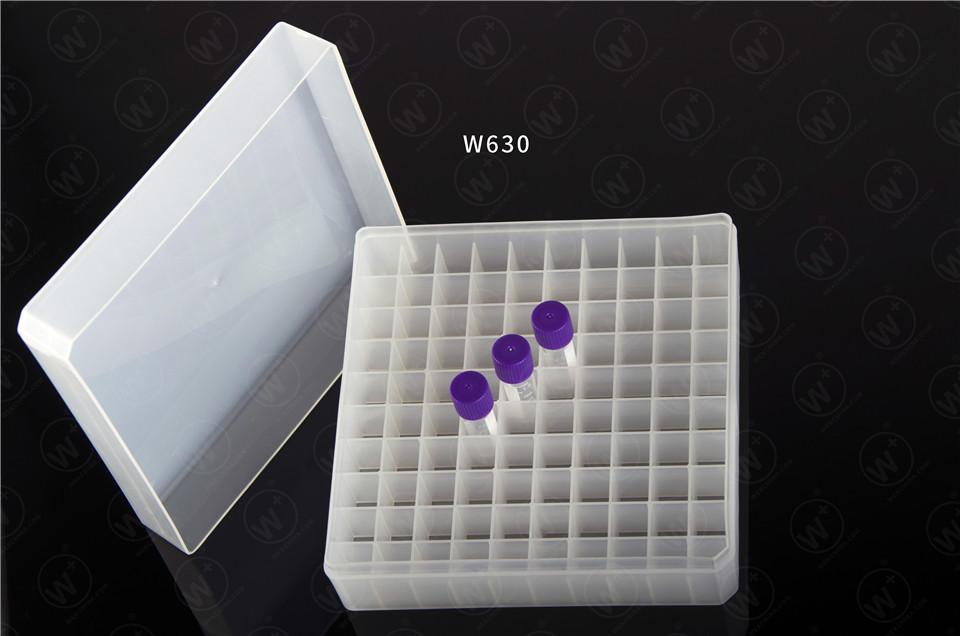Cryogenic storage box (100 well)
